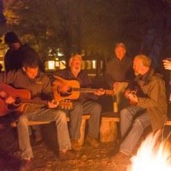 Gathering 2015 - Fire jam