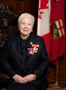 Lieutenant Governor of Ontario
