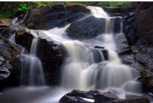 Old Man Creek water fall