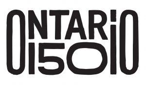 ON150 Logo Black